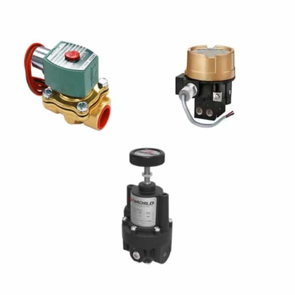 Pneumatic/Electro-Pneumatic Controls & Transducers
